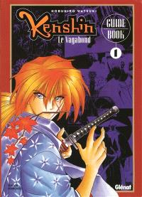 Kenshin guide book. Volume 1