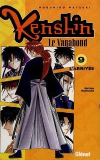 Kenshin, le vagabond. Volume 9, L'arrivée