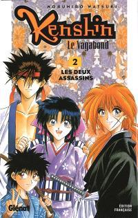 Kenshin, le vagabond. Volume 2, Les deux assassins