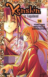 Kenshin, le vagabond. Volume 28, Vers une nouvelle génération