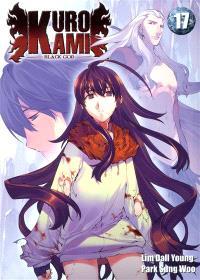 Kurokami, black god. Volume 17