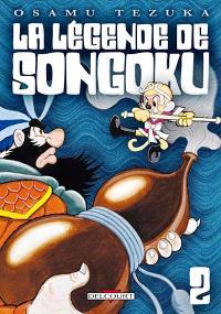 La légende de Songoku. Volume 2