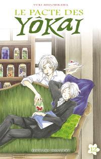Le pacte des yôkai. Volume 12