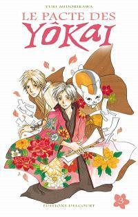 Le pacte des yôkai. Volume 3