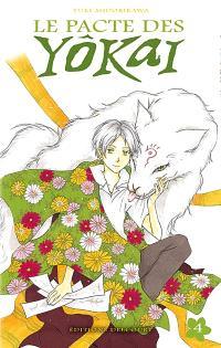 Le pacte des yôkai. Volume 4