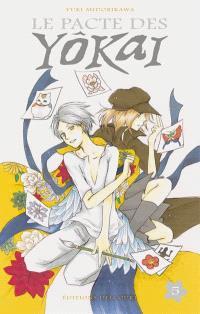 Le pacte des yôkai. Volume 5