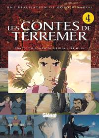 Les contes de Terremer. Volume 4