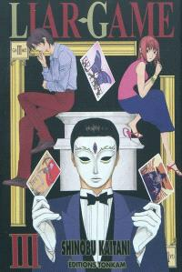Liar game. Volume 3
