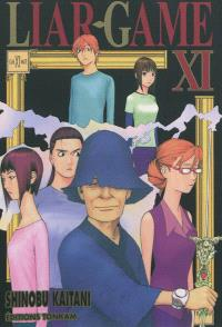 Liar game. Volume 11