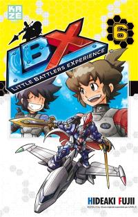 Little battlers experience. Volume 6
