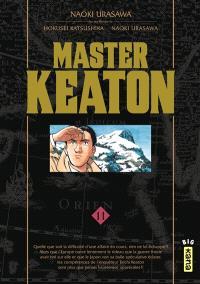 Master Keaton. Volume 11