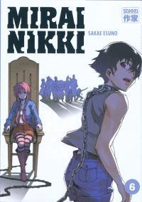 Mirai Nikki. Volume 6