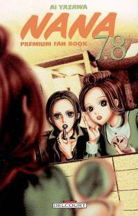 Nana 7.8 : Nana & Hachi premium fan book !