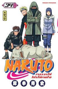 Naruto. Volume 34