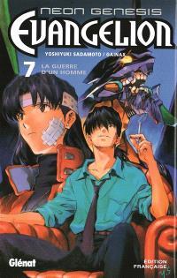 Neon-Genesis Evangelion. Volume 7, La guerre d'un homme
