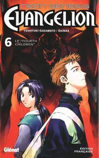 Neon-Genesis Evangelion. Volume 6, Le Fourth children