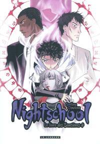 Nightschool : le livre des sorcières. Volume 4