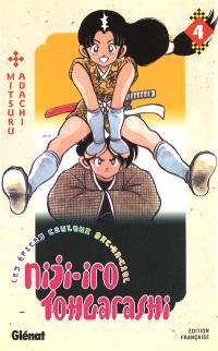 Niji-Iro Tohgarashi. Volume 4