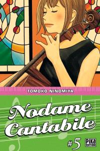 Nodame Cantabile. Volume 5