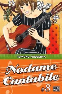 Nodame Cantabile. Volume 8