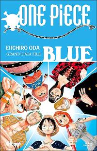 One piece blue : grand data file
