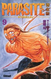 Parasite Kiseiju. Volume 9