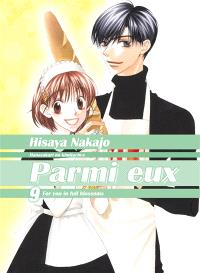 Parmi eux : for you in full blossoms. Volume 9
