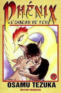 Phénix : l'oiseau de feu. Volume 11