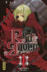 Red raven. Volume 1