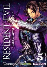 Resident evil : Marhawa desire. Volume 5