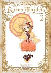 Rozen Maiden. Volume 2