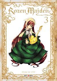 Rozen Maiden. Volume 3