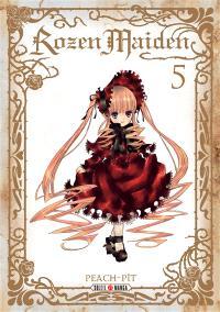 Rozen Maiden. Volume 5