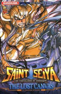 Saint Seiya : les chevaliers du zodiaque : the lost canvas, la légende d'Hadès. Volume 5