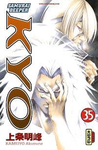 Samurai deeper Kyo. Volume 35