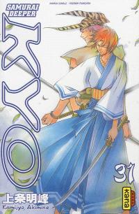 Samurai deeper Kyo : manga double. Volume 31-32