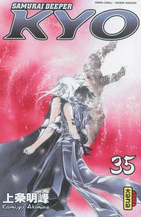 Samurai deeper Kyo : manga double. Volume 35-36