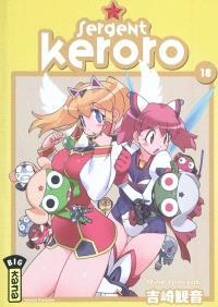 Sergent Keroro. Volume 18