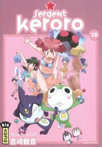 Sergent Keroro. Volume 20