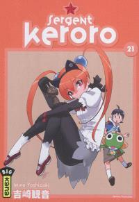 Sergent Keroro. Volume 21