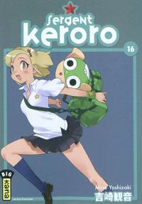 Sergent Keroro. Volume 16