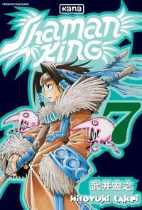 Shaman king. Volume 7