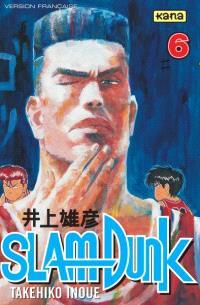 Slam Dunk. Volume 6