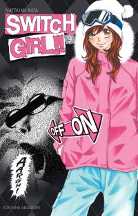 Switch girl !!. Volume 9