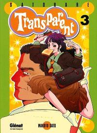Transparent. Volume 3