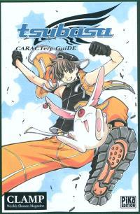 Tsubasa : caractere guide