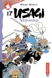 Usagi Yojimbo. Volume 17