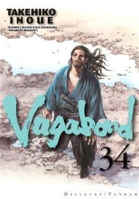 Vagabond. Volume 34