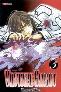 Vampire knight. Volume 5