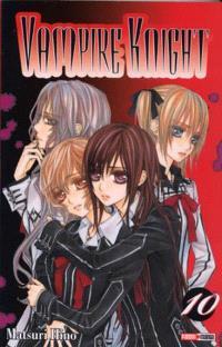 Vampire knight. Volume 10